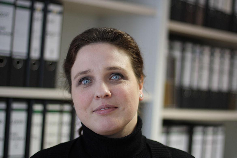 Portraitbild Liane Kreuzer - Leiterin der Kirchenbauhütte - Copyright: Ev.-Luth. Kirchenkreis Lübeck-Lauenburg