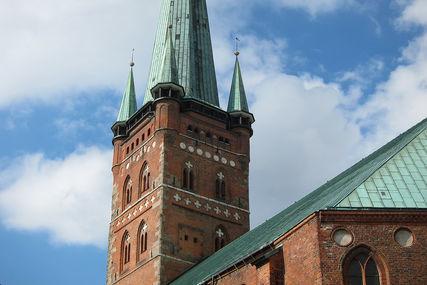 Aussichtsturm St. Petri Lübeck - Copyright: Ev.-Luth. Kirchenkreis Lübeck-Lauenburg