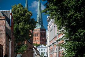 Blick auf den Dom aus der St.-Annen-Straße - Copyright: Christine Rudolf